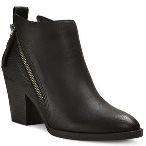 DV by Dolce Vita Jameson Double Side Zip Booties